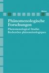 Phänomenologische Forschungen 2001
