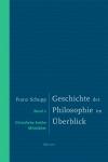 Geschichte der Philosophie im Überblick. Band 2: Christliche Antike und Mittelalter