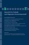 Zeitschrift für Ästhetik und Allgemeine Kunstwissenschaft Band 59. Heft 1