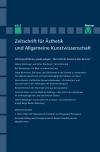 Zeitschrift für Ästhetik und Allgemeine Kunstwissenschaft Band 62. Heft 2