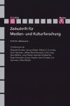 ZMK Zeitschrift für Medien- und Kulturforschung 9/1/2018: Mediocene