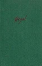 Briefe von und an Hegel. Band 1