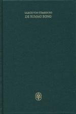 De summo bono, liber II, tractatus 1-4
