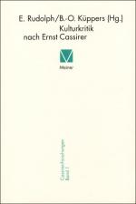 Kulturkritik nach Ernst Cassirer