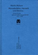 Monadenlehre, Hermetik und Deismus