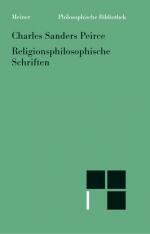 Religionsphilosophische Schriften