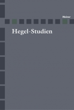 Hegel-Studien Band 33