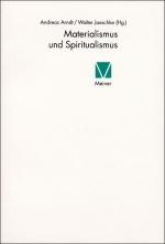 Materialismus und Spiritualismus