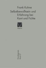 Selbstbewußtsein und Erfahrung bei Kant und Fichte