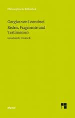 Reden, Fragmente und Testimonien