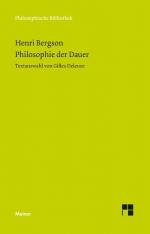 Philosophie der Dauer