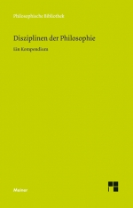 Disziplinen der Philosophie