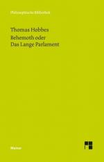 Behemoth oder Das Lange Parlament