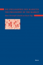 Die Philosophie des Marktes - The Philosophy of the Market