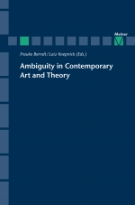 Ambiguity in Contemporary Art and Theory