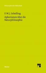 Aphorismen über die Naturphilosophie