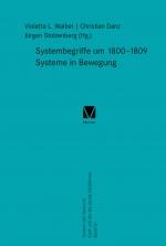 Systembegriffe um 1800-1809. Systeme in Bewegung
