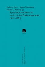Systemkonzeptionen im Horizont des Theismusstreites (1811-1821)