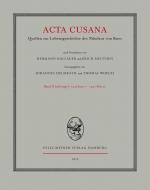 Acta Cusana, Band II, Lieferung 5