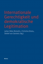 Internationale Gerechtigkeit und demokratische Legitimation