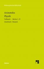 Physik. Teilband 1: Bücher I bis IV