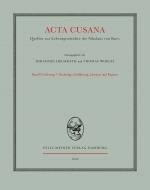 Acta Cusana, Band II, Lieferung 7