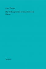 Darstellungen und Interpretationen: Platon