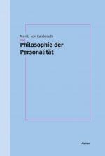 Philosophie der Personalität