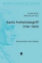 Kants Freiheitsbegriff (1786-1800)