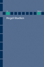 Hegel-Studien Band 46