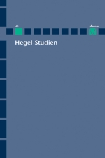 Hegel-Studien Band 48