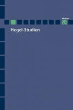 Hegel-Studien Band 49
