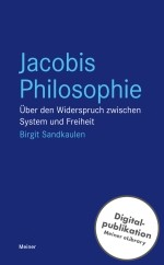 Jacobis Philosophie