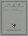 Acta Cusana, Band II, Lieferung 3