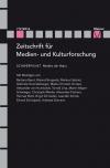 ZMK Zeitschrift für Medien- und Kulturforschung 7/2/2016: Medien der Natur