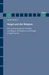 Hegel und die Religion