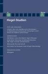 Hegel-Studien Band 43