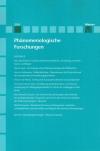 Phänomenologische Forschungen 2011