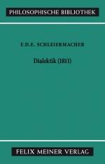 Dialektik (1811)