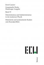 Determinismus und Indeterminismus in der modernen Physik. Historische und systematische Studien zum Kausalproblem