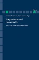 Pragmatismus und Hermeneutik