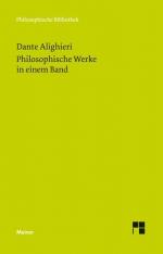 Philosophische Werke in einem Band