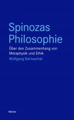 Spinozas Philosophie