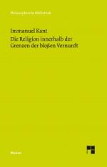 Die Religion innerhalb der Grenzen der bloßen Vernunft