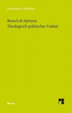 Sämtliche Werke, Bd. 3. Theologisch-politischer Traktat