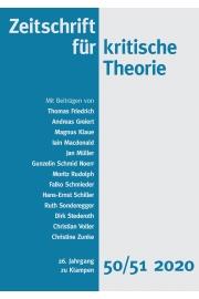 Zeitschrift für kritische Theorie (ZkT)