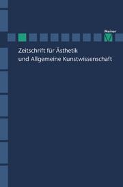 Zeitschrift für Ästhetik und Allgemeine Kunstwissenschaft (ZÄK)