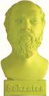 Sokrates Büste