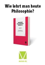 Prospekt Philosophiedidaktik
