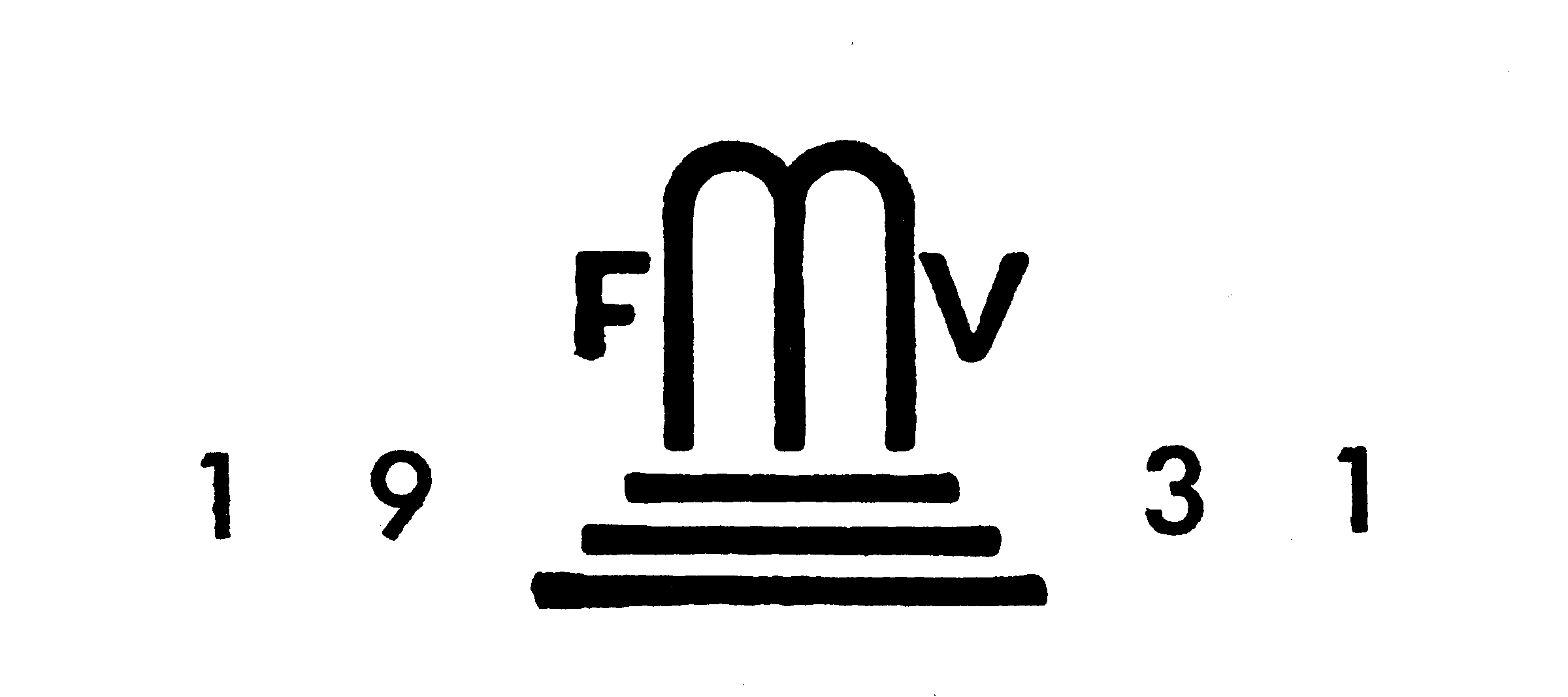 Signet des Felix Meiner Verlages 1931